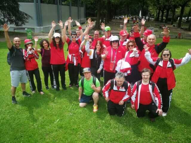 Giornata sportiva cantonale 2019 a Trevano