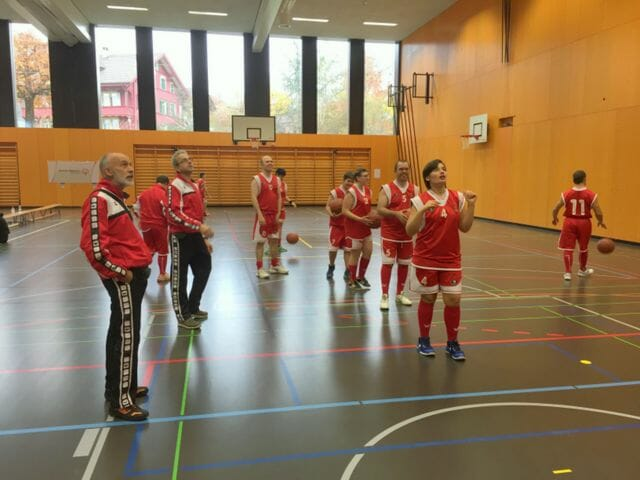 Campionato svizzero di basket 2018 a Sarnen