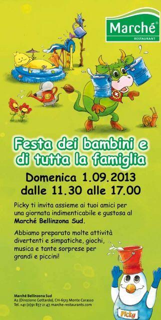 Festa dei bambini 2013