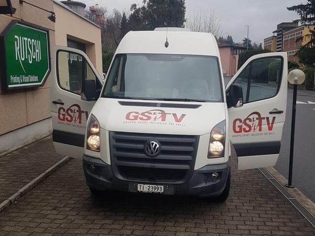 Pulmino GSITV 2019 a Biasca