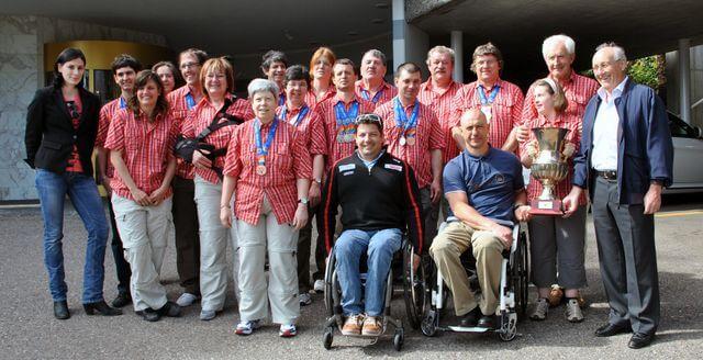 Merito sportivo FTIA 2012